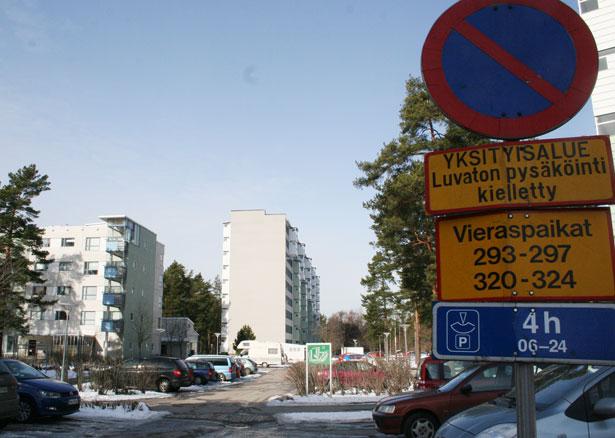 Oleskeluluvan saaneet vuokra asuntomarkkinoille?  Kiinteistöposti
