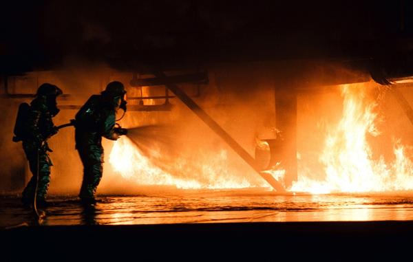 Tulipalo. Kuvituskuva. Lähde: Pixabay